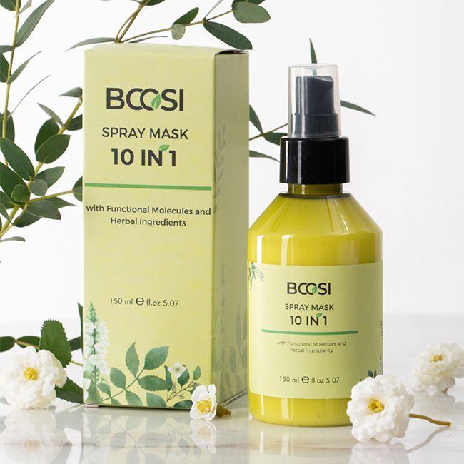 Маска-спрей для восстановления волос Kleral System Bcosi 10 in 1 Spray Mask 150 мл