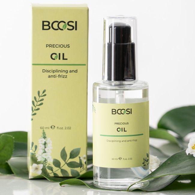 Масло-эликсир для волос восстанавливающий Kleral System Precious Oil 60 мл