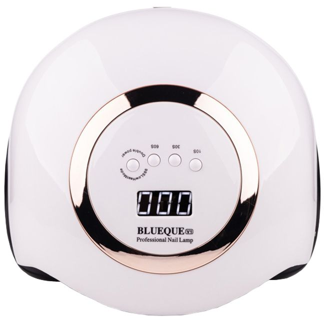 Лампа для маникюра SUN BQ-V1 LED-UV Gold 168 Вт