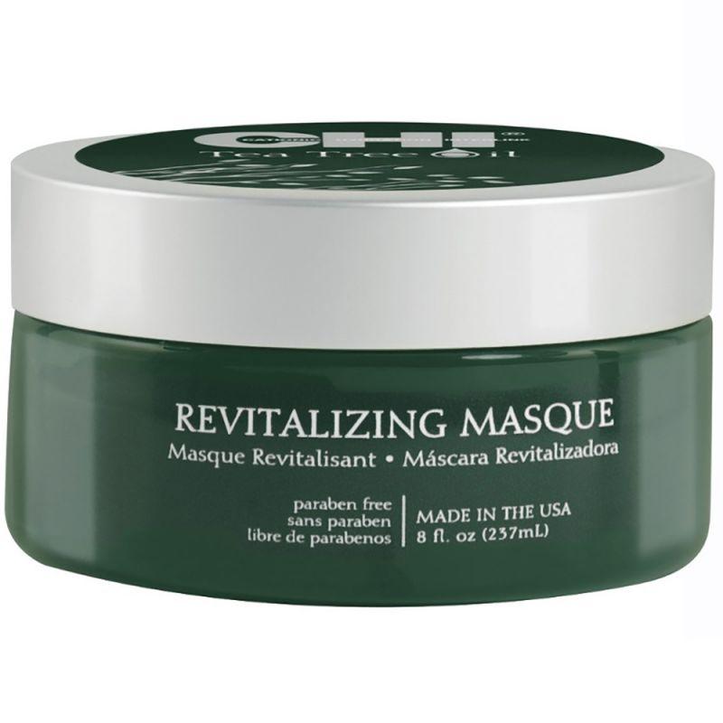 Маска для восстановления волос CHI Tea Tree Oil Revitalizing Masque (с маслом чайного дерева) 237 мл