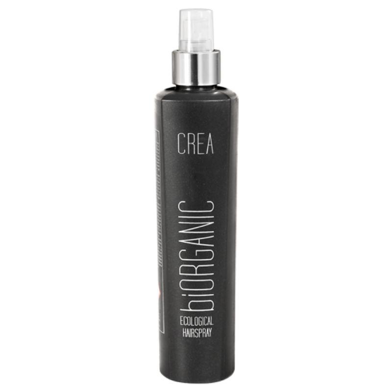 Спрей для укладки сильной фиксации MAXXelle Crea Biorganic Ecological Hairspray 200 мл