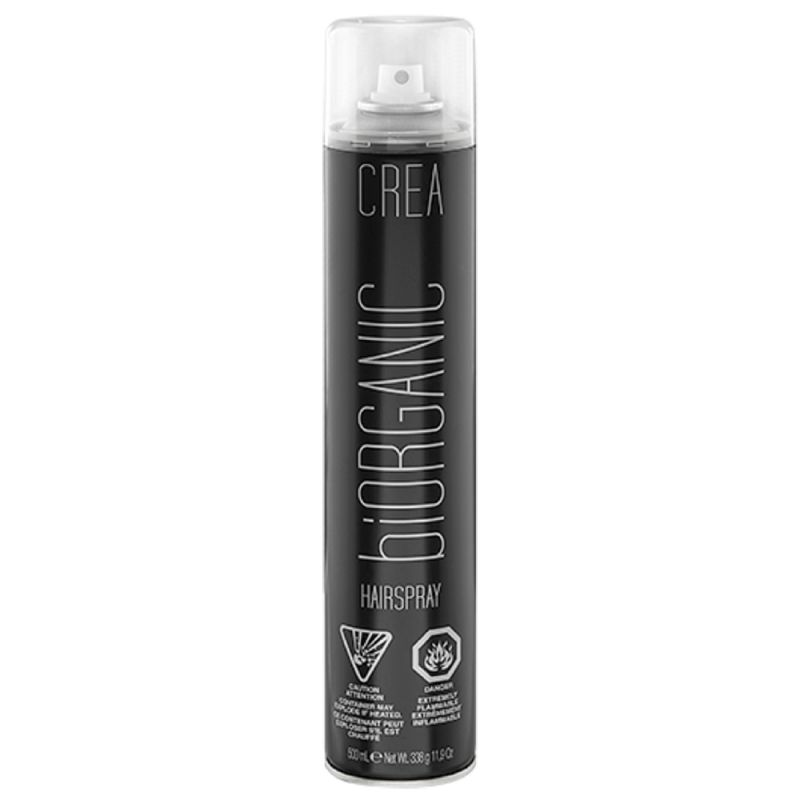 Лак для волос сильной фиксации MAXXelle Crea Biorganic Hair Spray 500 мл