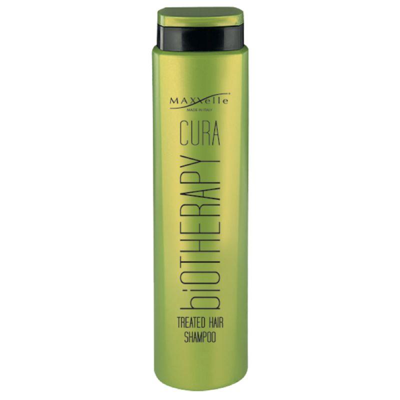 Шампунь для поврежденных волос MAXXelle Cura Biotherapy Treated Hair Shampoo 250 мл