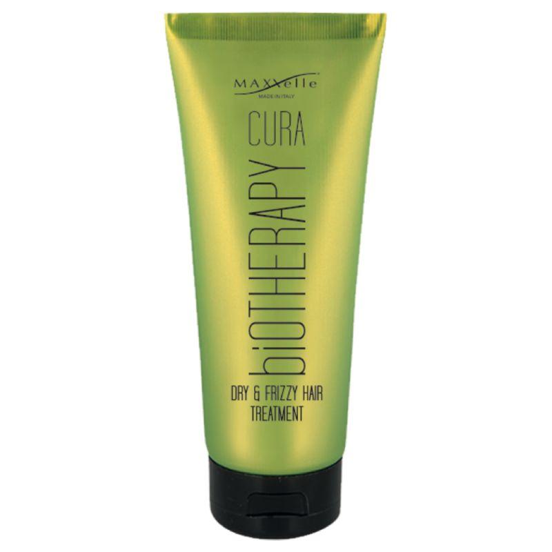 Маска для сухих и вьющихся волос MAXXele Cura Biotherapy Dry & Frizzy Hair Treatment 200 мл