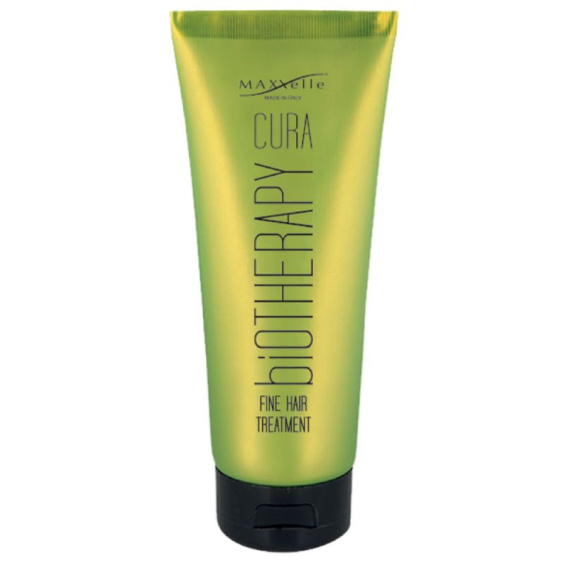 Маска для тонких волос MAXXelle Cura Biotherapy Fine Hair Treatment 200 мл