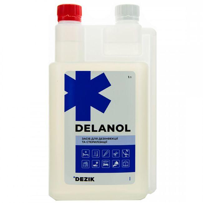 Средство для дезинфекции и стерилизации Delanol 1 л