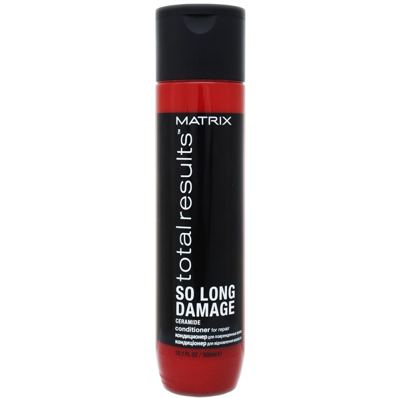 Кондиционер для восстановления волос Matrix Total Results So Long Damage Conditioner (с керамидами) 300 мл