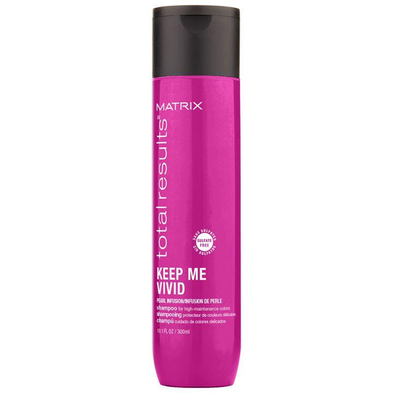 Шампунь для окрашенных волос Matrix Keep Total Results Keep Me Vivid Shampoo 300 мл