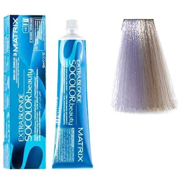 Крем-краска для волос Matrix Socolor.beauty Ultra Blondes VV (ультра блонд глубокий перламутровый) 90 мл