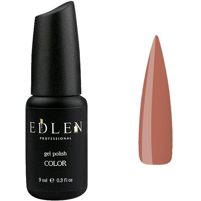 Гель-лак Edlen №49 (молочный шоколад, эмаль) 9 мл