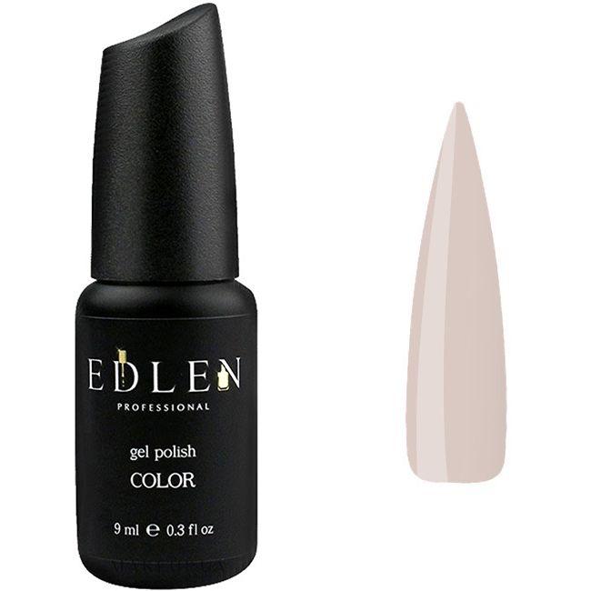 Гель-лак Edlen №51 (молочный полупрозрачный, эмаль) 9 мл