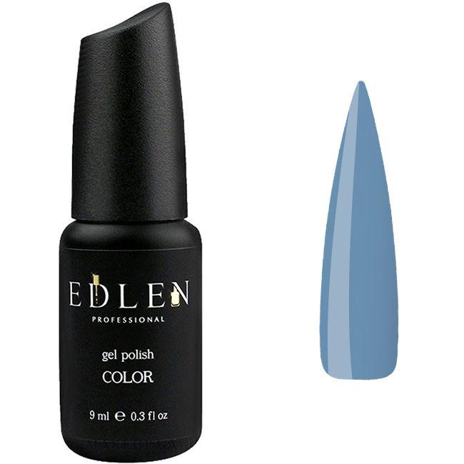 Гель-лак Edlen №86 (светло-синий, эмаль) 9 мл