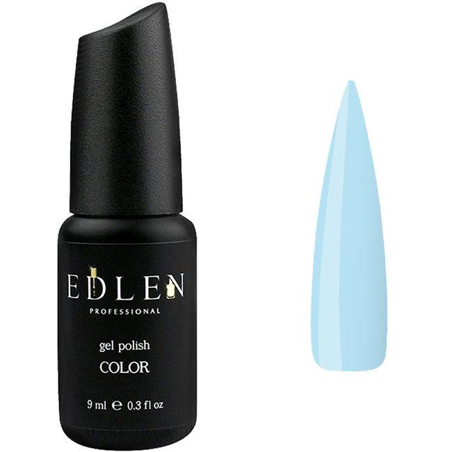 Гель-лак Edlen №88 (небесно-голубой, эмаль) 9 мл