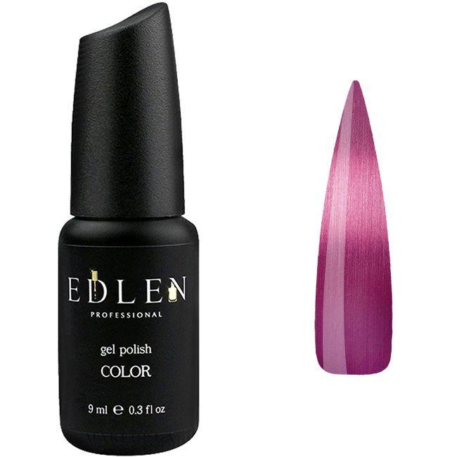 Гель-лак Edlen №104 (фиолетовая орхидея с шиммером) 9 мл