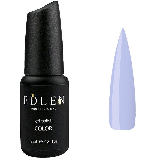 Гель-лак Edlen №121 (небесно-сизый, эмаль) 9 мл