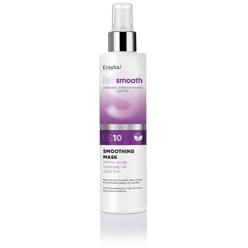 Маска для выпрямления волос Erayba BS10 BIOsmooth Organic Straightener Smoothing Mask 150 мл