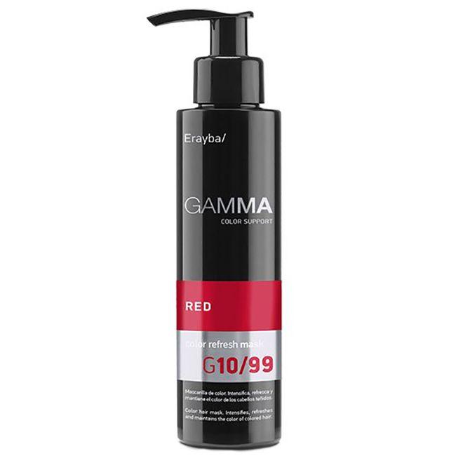Маска для поддержания цвета Erayba Gamma Color Refresh Mask Red G10/99 150 мл