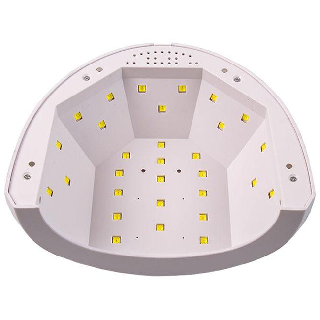 Лампа для ногтей SUNone UV-LED White 48 Вт