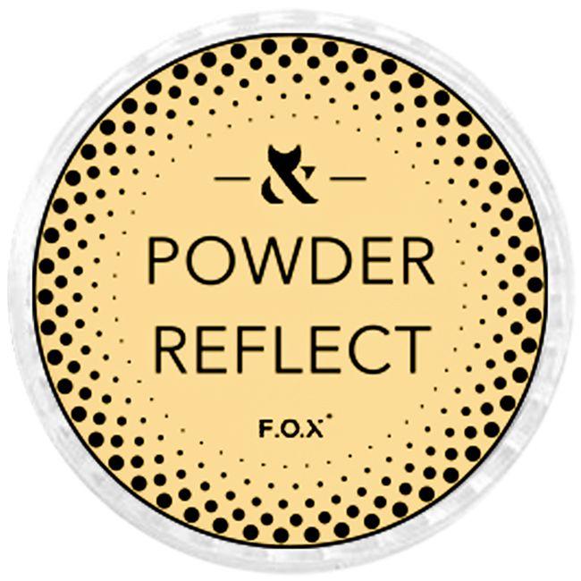 Пудра светоотражающая F.O.X  Powder Reflect 3 грамм