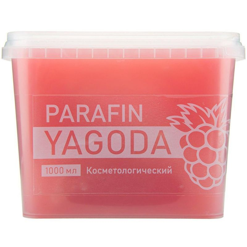 Косметический парафин French Yagoda 1000 мл