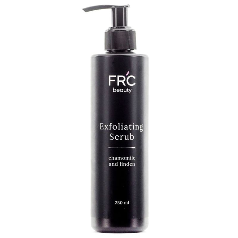 Скраб эксфолиант для рук и ног FRC Beauty Exfoliating Scrub Chamomile and Linden 250 мл