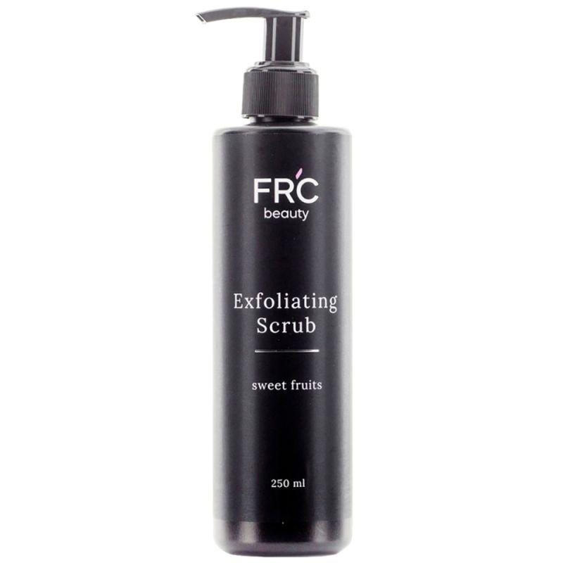 Скраб эксфолиант для рук и ног FRC Beauty Exfoliating Scrub Sweet Fruits 250 мл