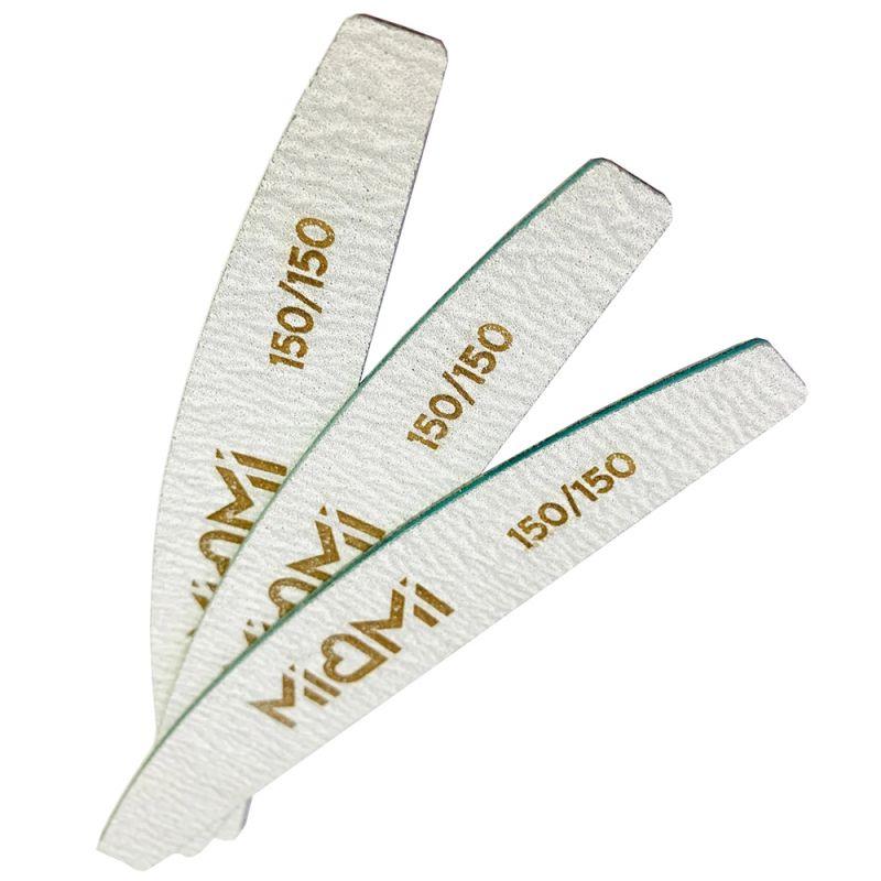 Пилка для ногтей Heart Miami Half Titan (150/150 грит)