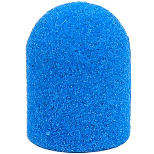 Колпачок абразивный (диаметр 7 мм, абразивность 160 грит, голубой) 10 штук