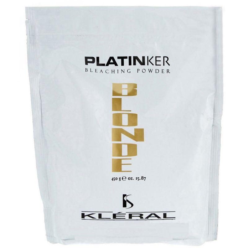 Пудра осветляющая Kleral System Platinker запаска с антижелтым эффектом 450 г