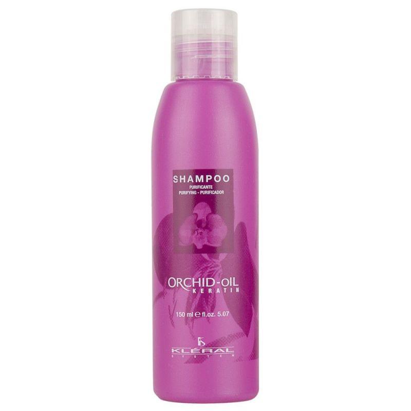 Шампунь Kleral System Orchid Oil Shampoo (с маслом орхидеи) 150 мл