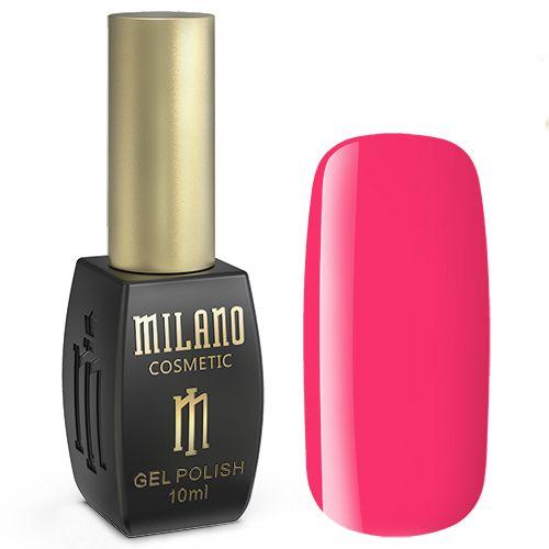 Гель-лак Milano №122 (кораллово-розовый, эмаль) 10 мл