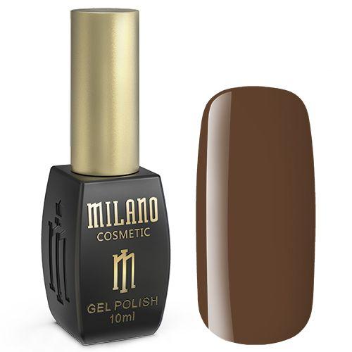 Гель-лак Milano №171 (медно-коричневый, эмаль) 10 мл
