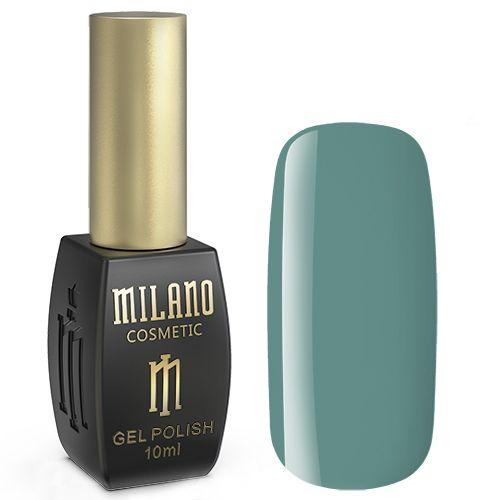 Гель-лак Milano №271 (зеленый, эмаль) 10 мл