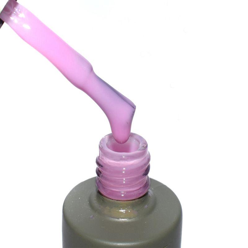 Гель-лак Milano Luxury №003 (фиолетово-розовый, эмаль) 15 мл