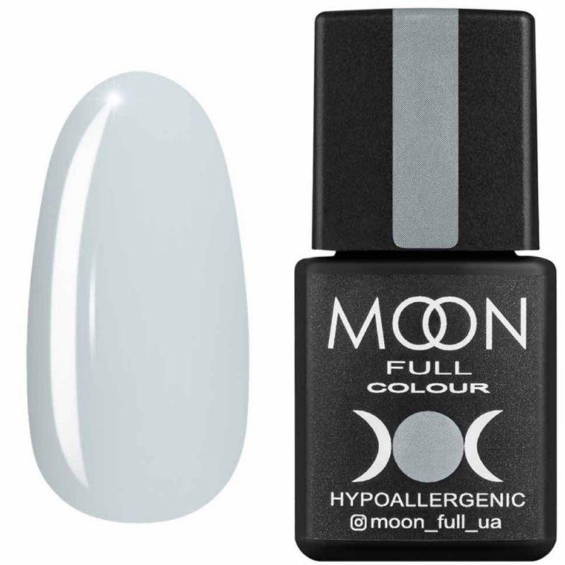 Гель-лак Moon Full Air Nude №01 (молочный полупрозрачный, эмаль) 8 мл