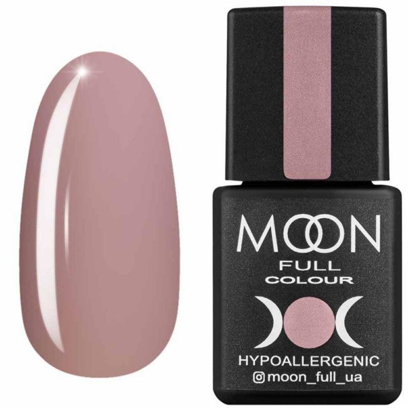 Гель-лак Moon Full Air Nude №06 (бежевый, эмаль) 8 мл