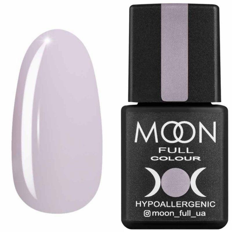 Гель-лак Moon Full Air Nude №11 (молочно-розовый, эмаль) 8 мл