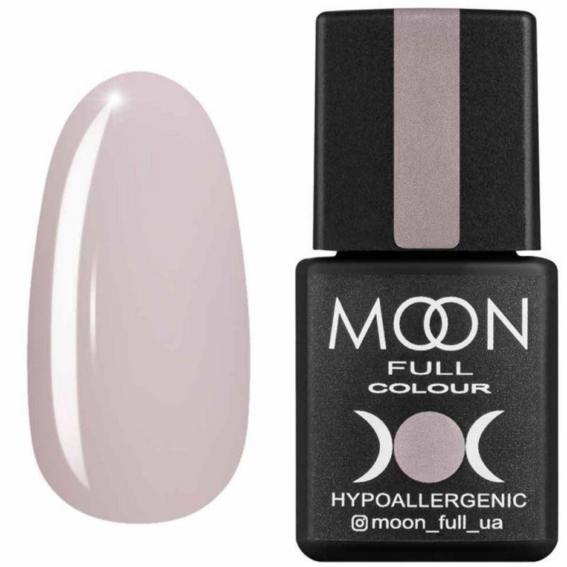Гель-лак Moon Full Air Nude №12 (нежное пралине, эмаль) 8 мл