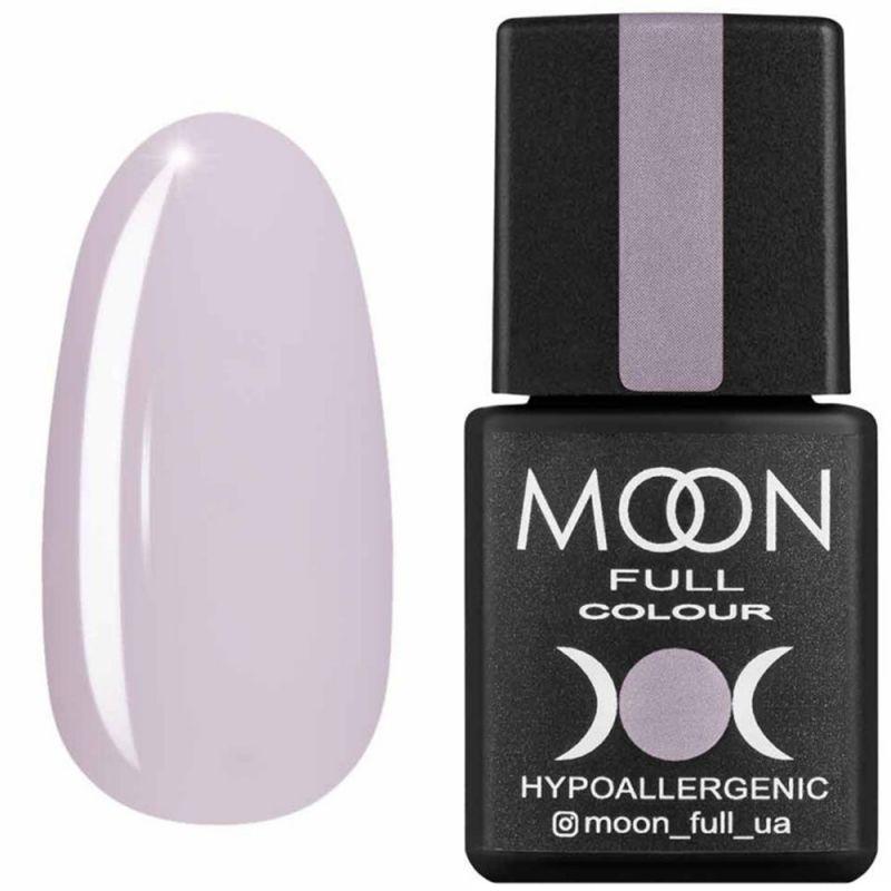 Гель-лак Moon Full Air Nude №13 (светло-сиреневый, эмаль) 8 мл