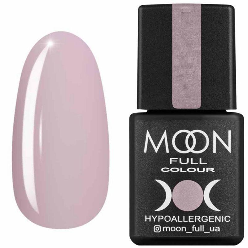 Гель-лак Moon Full Air Nude №14 (розовое пралине, эмаль) 8 мл