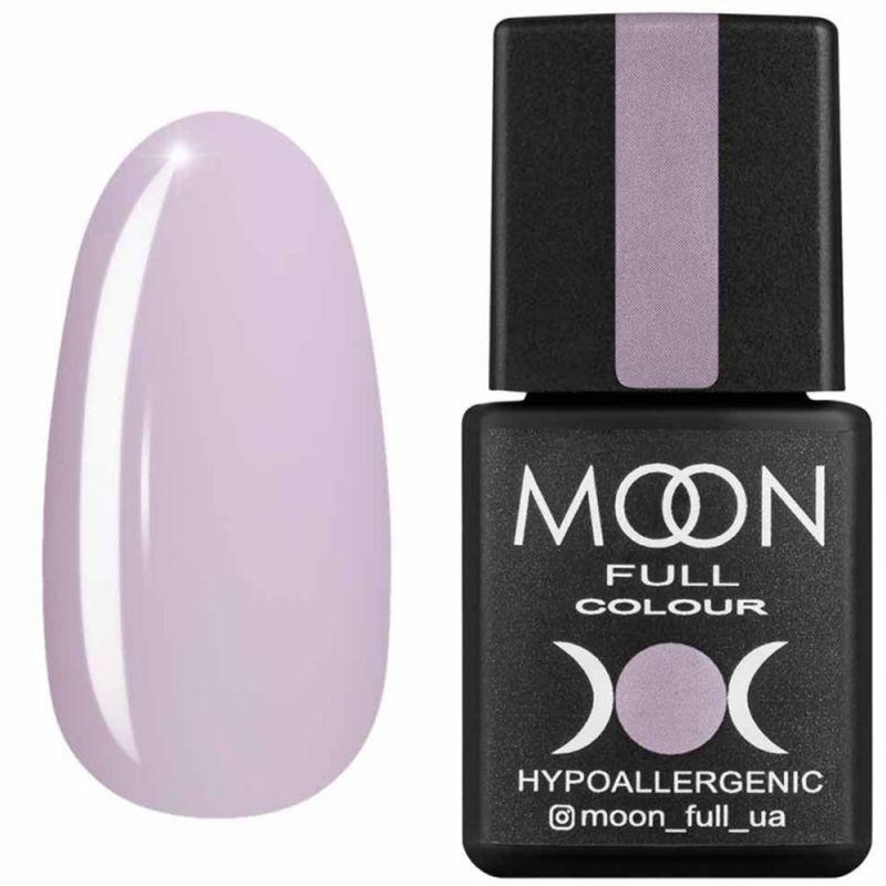 Гель-лак Moon Full Air Nude №15 (холодный розовый, эмаль) 8 мл