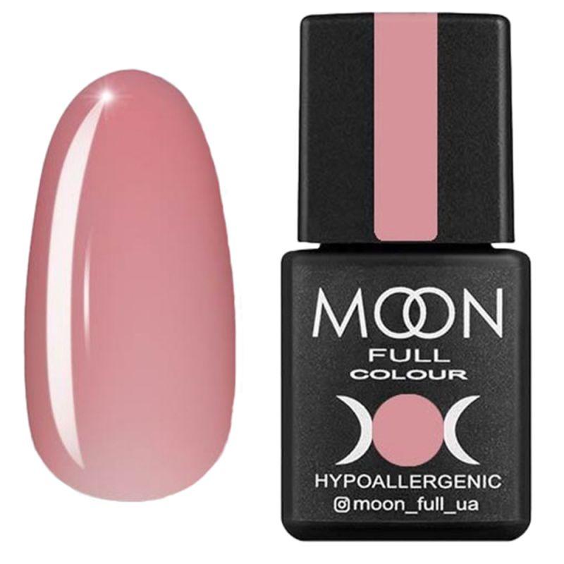 База для гель-лака Moon Full French №01 (светло-розовый) 8 мл