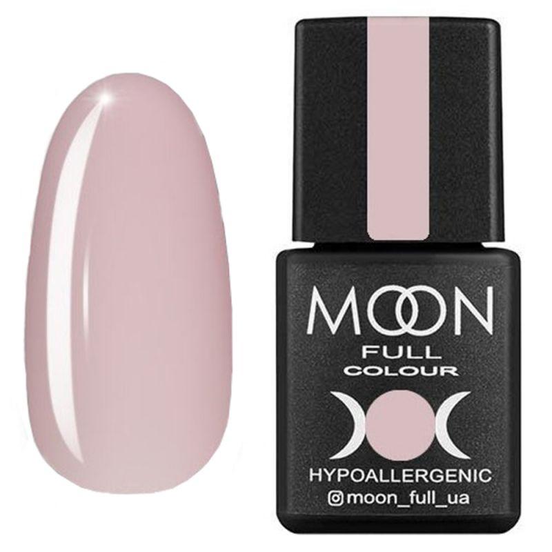 База для гель-лака Moon Full French №06* (бело-розовый) 8 мл