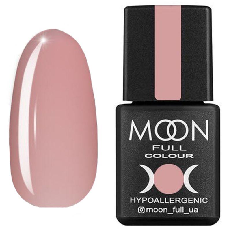 База для гель-лака Moon Full French №08* (бежево-розовый) 8 мл