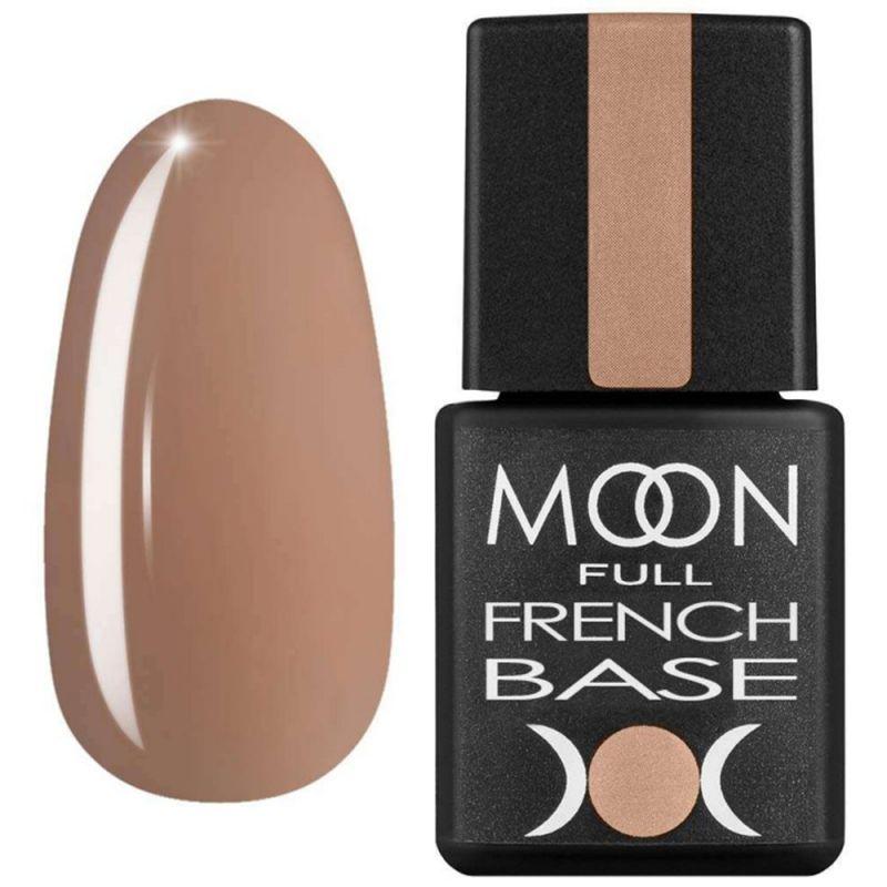 База для гель-лака Moon Full French №09 (бежевый) 8 мл