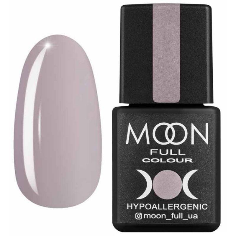 База для гель-лака Moon Full French №12 (бежево-серый) 8 мл