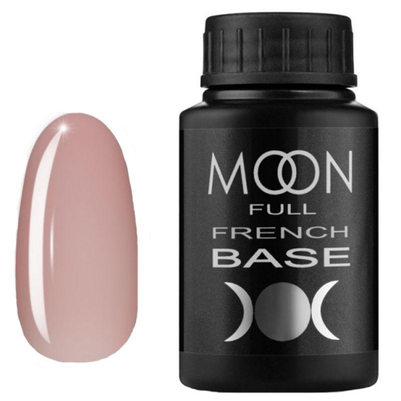 База для гель-лака Moon Full French №02 (миндальный) 30 мл