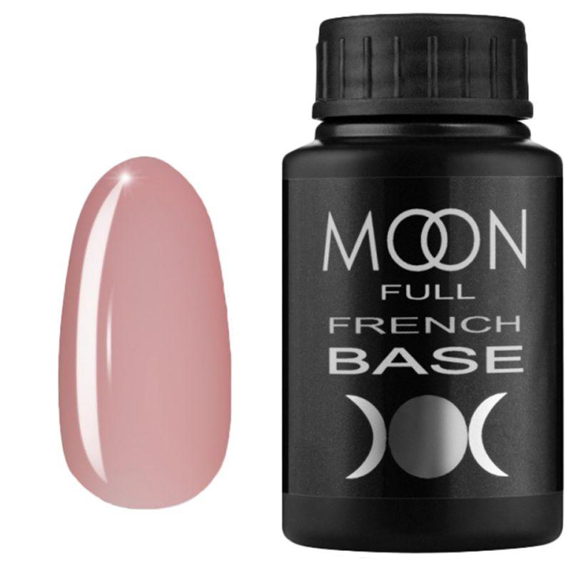 База для гель-лака Moon Full French №03 (розово-персиковый) 30 мл