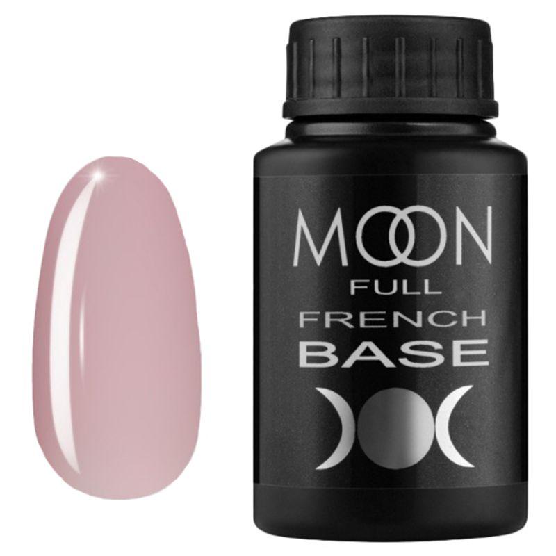 База для гель-лака Moon Full French №05 (нежно-розовый) 30 мл