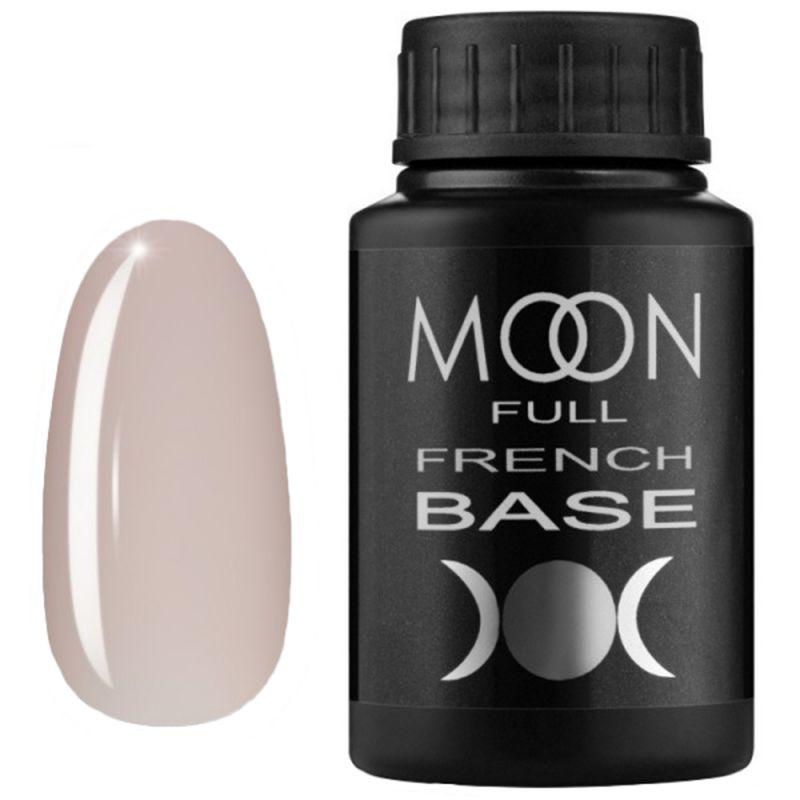 База для гель-лака Moon Full French №07 (слоновая кость) 30 мл